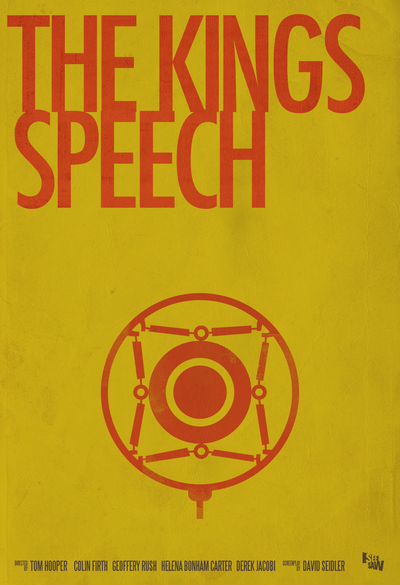 The Kings Speech by davidlopez11
