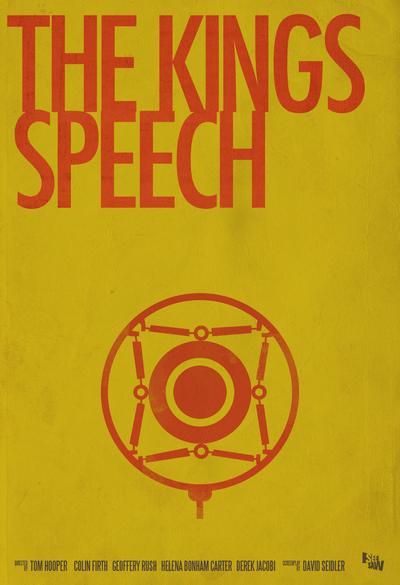 The Kings Speech by davidlopez11