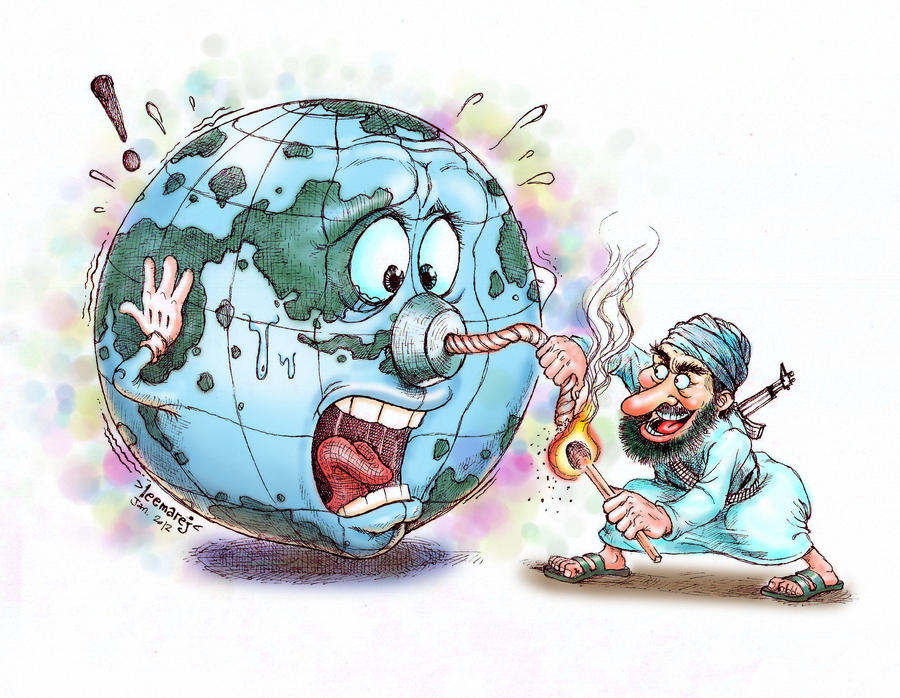 how to end terrorism quora