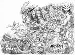 Naruto Doodle High Reso