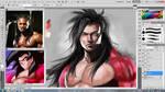Super Saiyan 4 Goku WIP 1