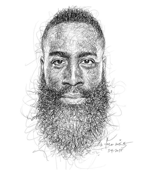 The Beard by leemarej