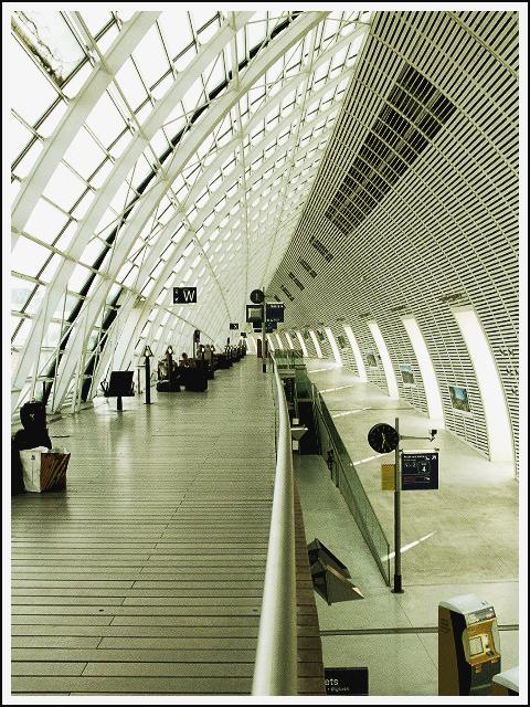 Avignon..railway station.o1 by BrittathaAmEiSe