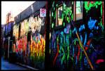 Toronto's Walls by FlapperJackess
