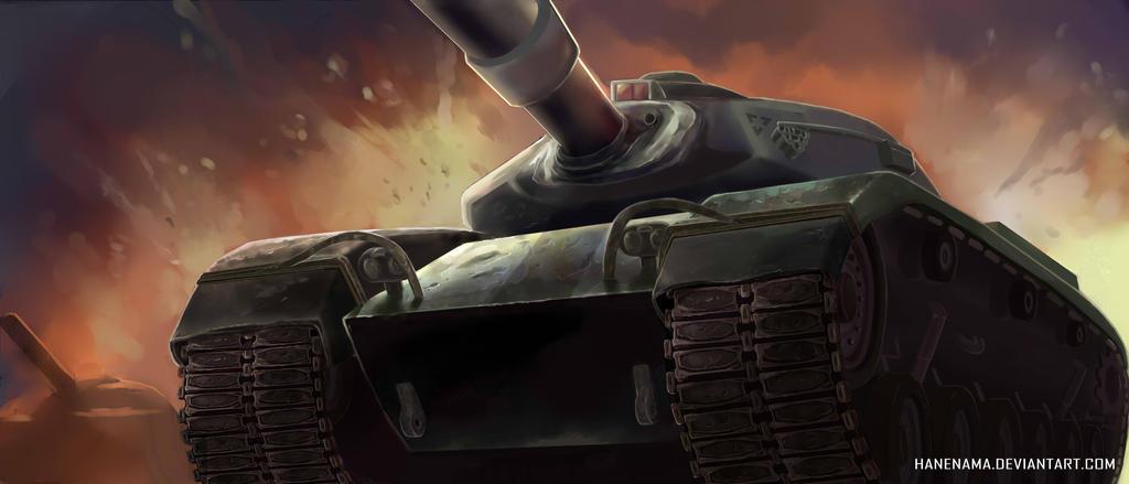 Tank by Hanenama