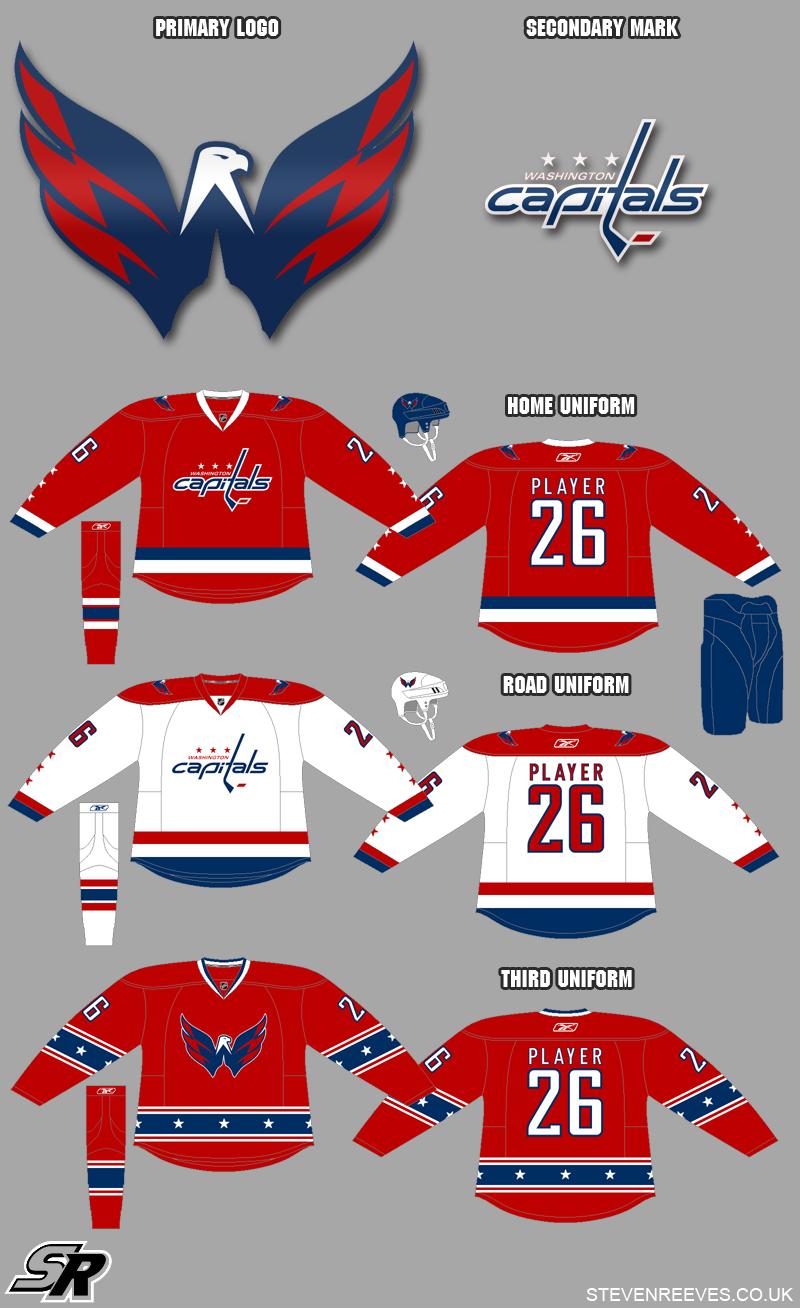 1ece3d6178d Wildwing64's NHL: Washington Capitals by wildwing64 on DeviantArt