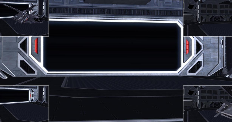 Imperial Hangerbay SWTOR for XNAlara by Torol