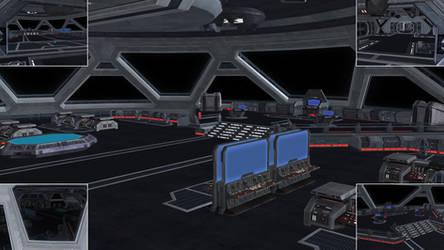 Imperial Bridge SWTOR for XNAlara