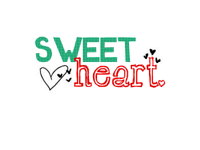 PNG Sweet Heart By AmazingObsession