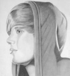 Justin Bieber by PaulTHutchins