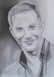 Tom Hardy by PaulTHutchins
