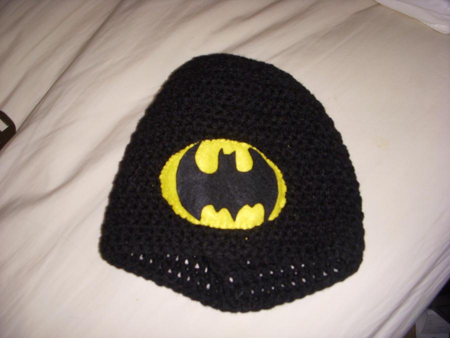 Crochet Pattern Batman Hat : Crochet Batman Hat by SurpySoup on DeviantArt