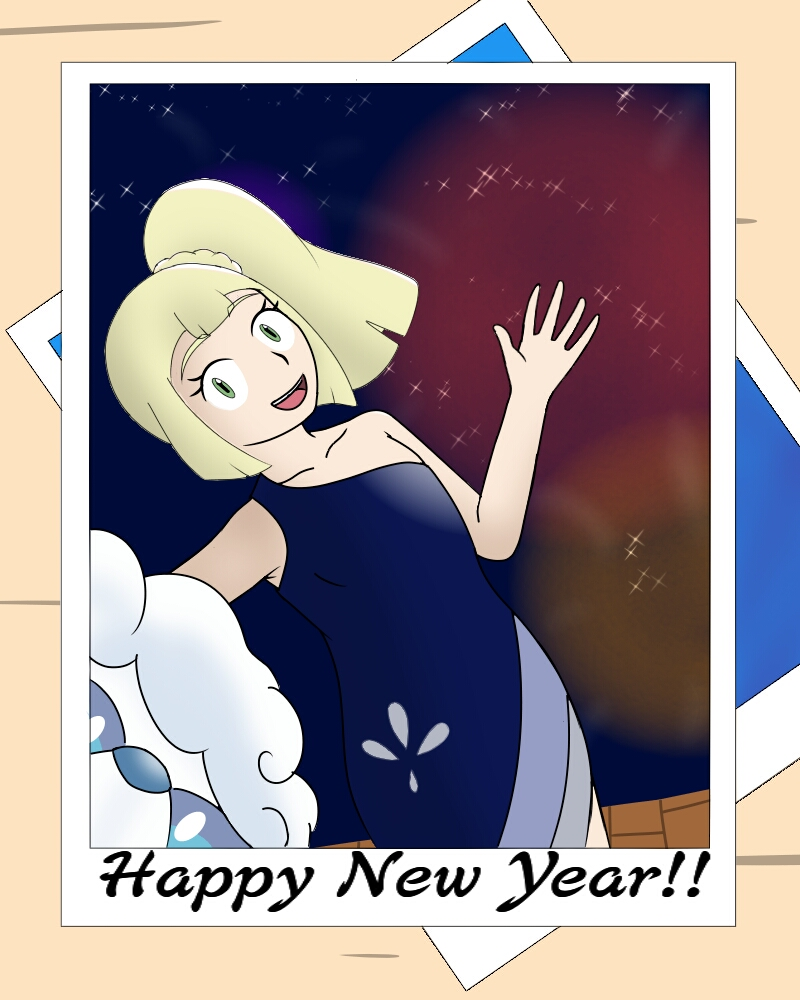 Happy New Year!! by Skyshazer