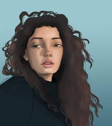 Sasha Kichigina by ZoroasDay-Daw
