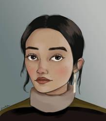 Portrait by ZoroasDay-Daw