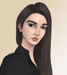 Self Portrait by ZoroasDay-Daw