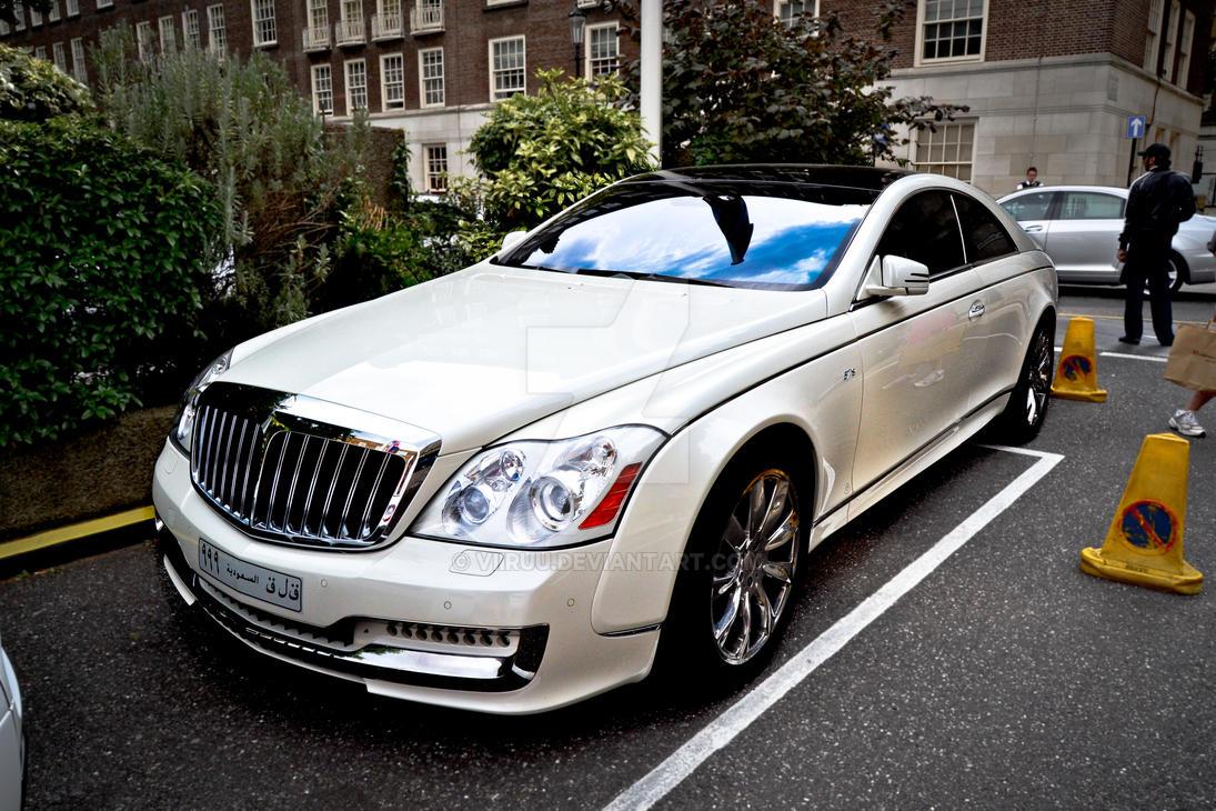 $1 Million Luxury ~ Xenatec Maybach 57S by Viiruu on DeviantArt