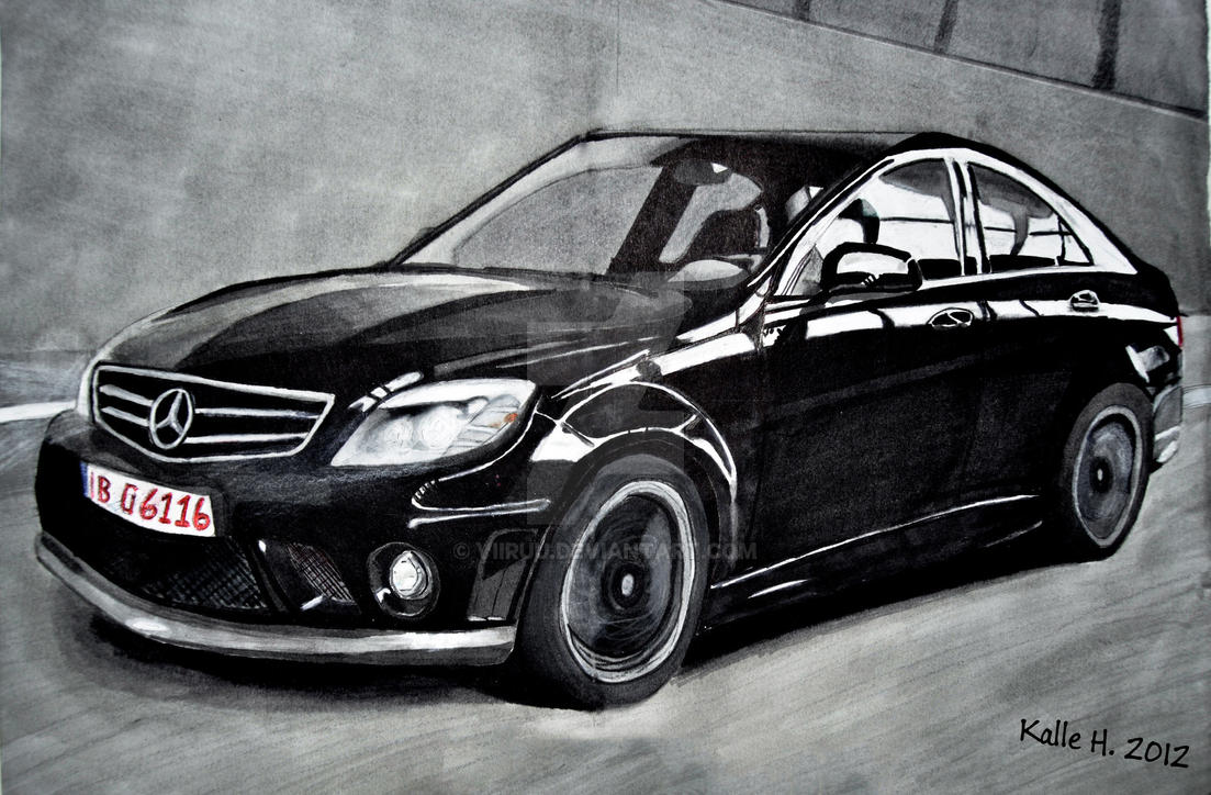 Rocket mercedes benz c63 amg by viiruu on deviantart for How much is a mercedes benz c63 amg