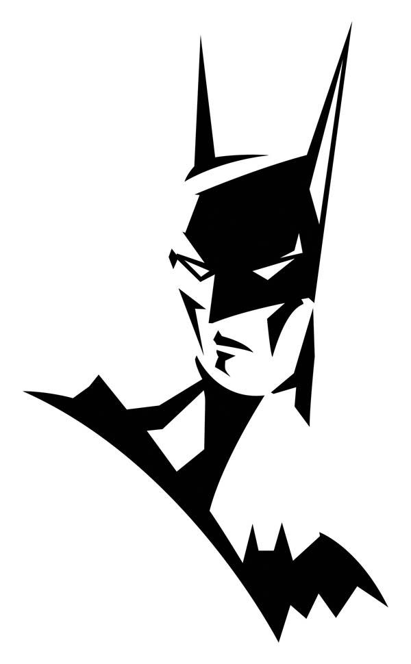 batman black white DC Collectibles Introduces Batman Black and White Action Figures.