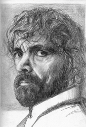 Tyrion Portrait [Game of Thrones]