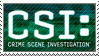 CSI Stamp by andrissca
