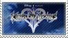 Kingdom Hearts II Stamp