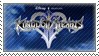 Kingdom Hearts II Stamp by andrissca