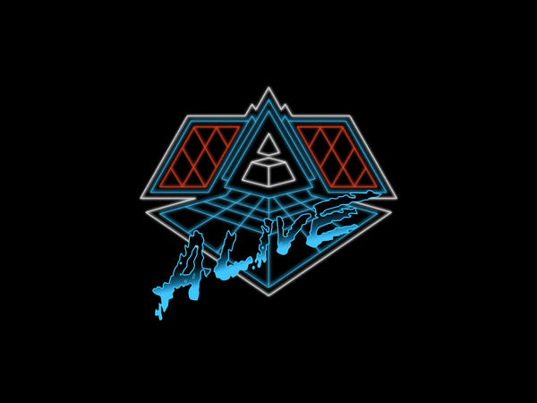 Daft Punk Alive by andrissca on DeviantArt