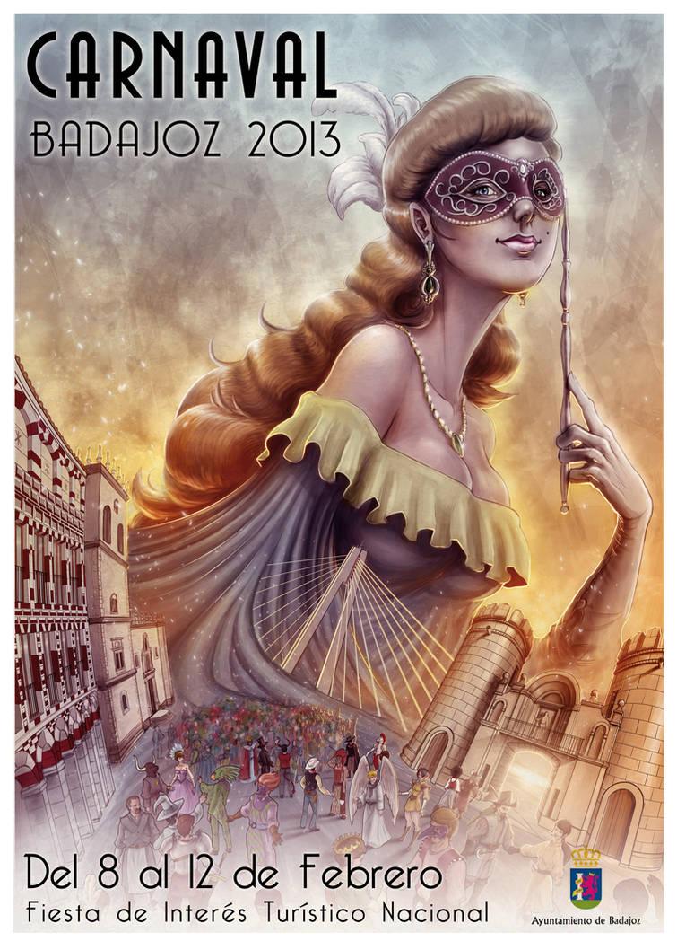 Carnaval poster contest by JoseManuelSerrano