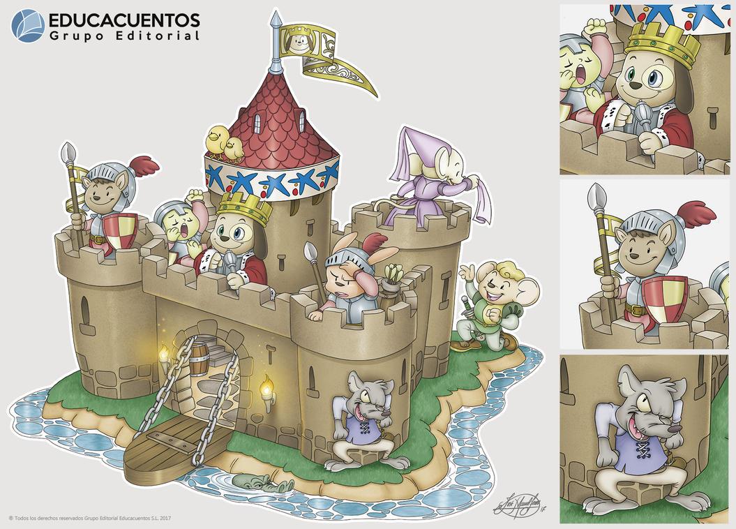 Randy Rass Medieval Theme by JoseManuelSerrano