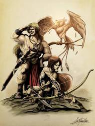 Barbaro-guerrera