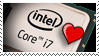 Intel Core i7 Stamp by karibous-boutique