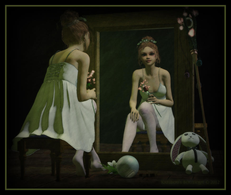 Another girl in another mirror by karibous boutique on for Mirror 7th girl