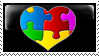 Autism: Love The Puzzle by karibous-boutique