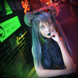 Neon Gypsy