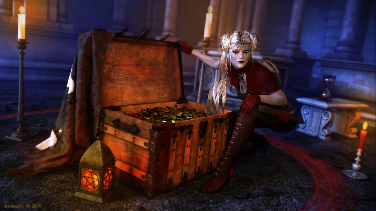 Lyln: Rogue of The Underdark