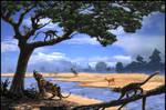 Eocen fauna
