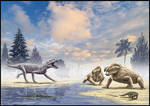Triassic fauna from Marocco