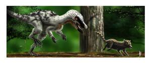 Sinosauropteryx vs Jeholodens