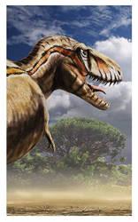 Tyrannosaurus rex _ detail