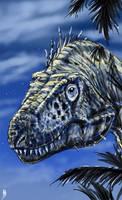 Cretaceous night fever by dustdevil