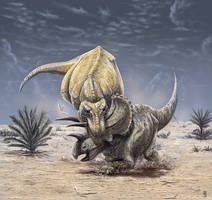 The horn crusher by dustdevil