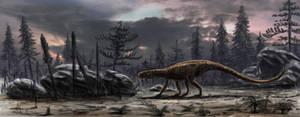 Ticinosuchus by dustdevil
