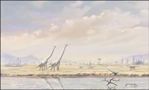 Early cretaceous final version by dustdevil