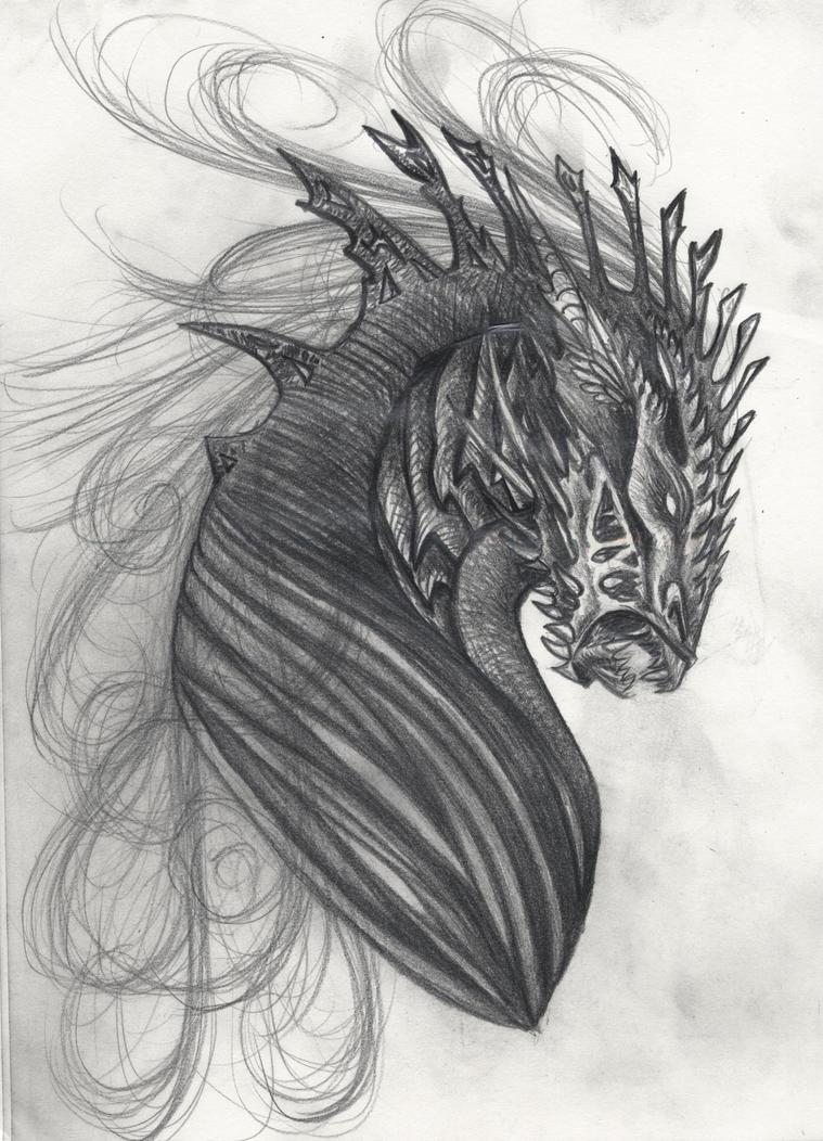 Nightmare - Creature of Fear by BlackfireSouls