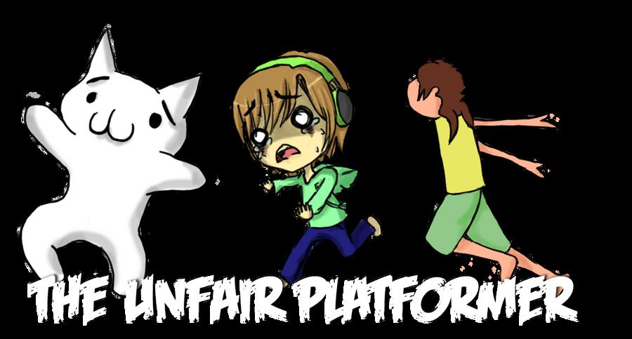 Pewdiepie The Unfair Platformer - CATMARIOCOMEBACK by SuuKirisaki