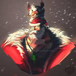 Santa Braum (League Of Legends)