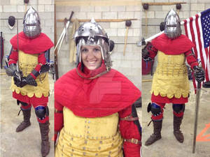 Late 14c French Armor