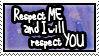 Stamp: Respect by Jammerlee
