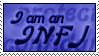 Stamp: I am an INFJ by Jammerlee